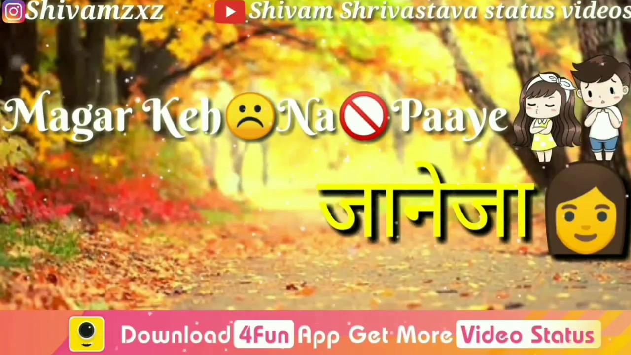 Samjho na|| Himesh Reshammiya|| Whatsapp status videos|| old sad song||