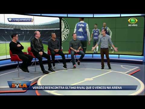Neto: Palmeiras Joga A 50 E Os Outros A 100 Km/h
