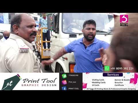 Traffic Police Fighting videos   MANGALORE