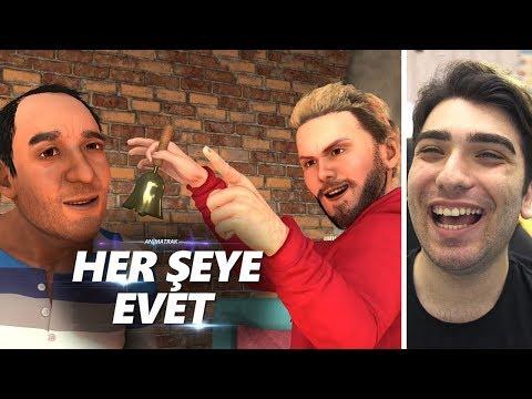 ENES BATUR VE AMCASI ANİMASYONU !! (Animatrak)
