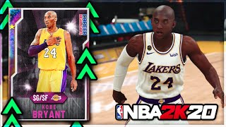 *FREE* EVO GALAXY OPAL KOBE BRYANT GAMEPLAY!! Is He As Good As The GOAT OPAL In NBA 2k20 MyTEAM??