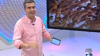 Globo Esporte MG do dia 06/11/14 (quinta-feira)