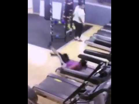Dave Hill - Treadmill FAIL