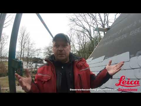 Laser vs. Bandmaß - Style Dach bestellt DISTO D510 von Laica