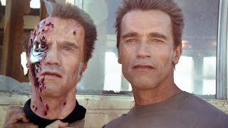 TERMINATOR 2 Behind-the-Scenes T-800 FX