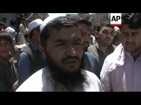 Gunmen storm local Afghanistan state media HQ