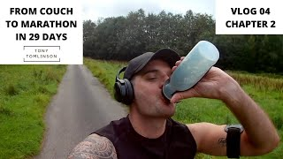 How not to train for a marathon | Vlog 04 | Chapter 2