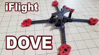 iFlight Dove FPV Racing Frame Review & Giveaway 🏁🎁