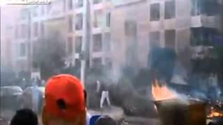 Mısır'da korkunç patlama