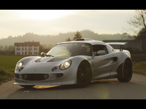 Lotus Exige S1 - Davide Cironi Drive Experience (ENG.SUBS)