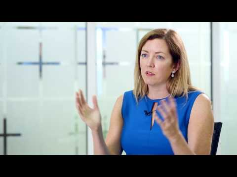 Schlumberger Career Profiles: Kathryn, Vice President, Middle East and Asia