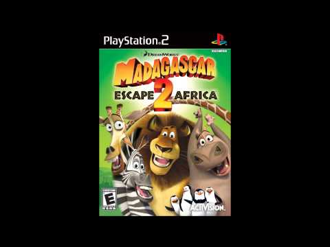 Madagascar: Escape 2 Africa Game Music - Volcano Rave  Hule Lam  mp3
