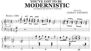 James P. Johnson - You