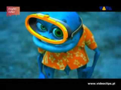 Crazy Frog - Popcorn