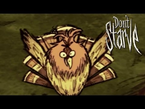 Don't Starve: How to Cook Your Thanksgiving Turkey
