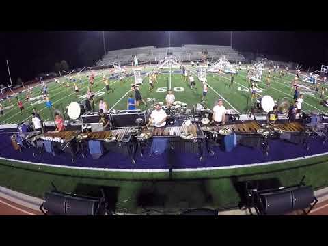 Blue Devils 2017 -METAMORPH - Drum Major Head Cam - CC Wagoner