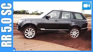 510 HP Range Rover 5.0 V8 Supercharged PURE! Acceleration Sound
