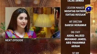Bechari Qudsia - Episode 15 Teaser - 1st August 2021 - HAR PAL GEO