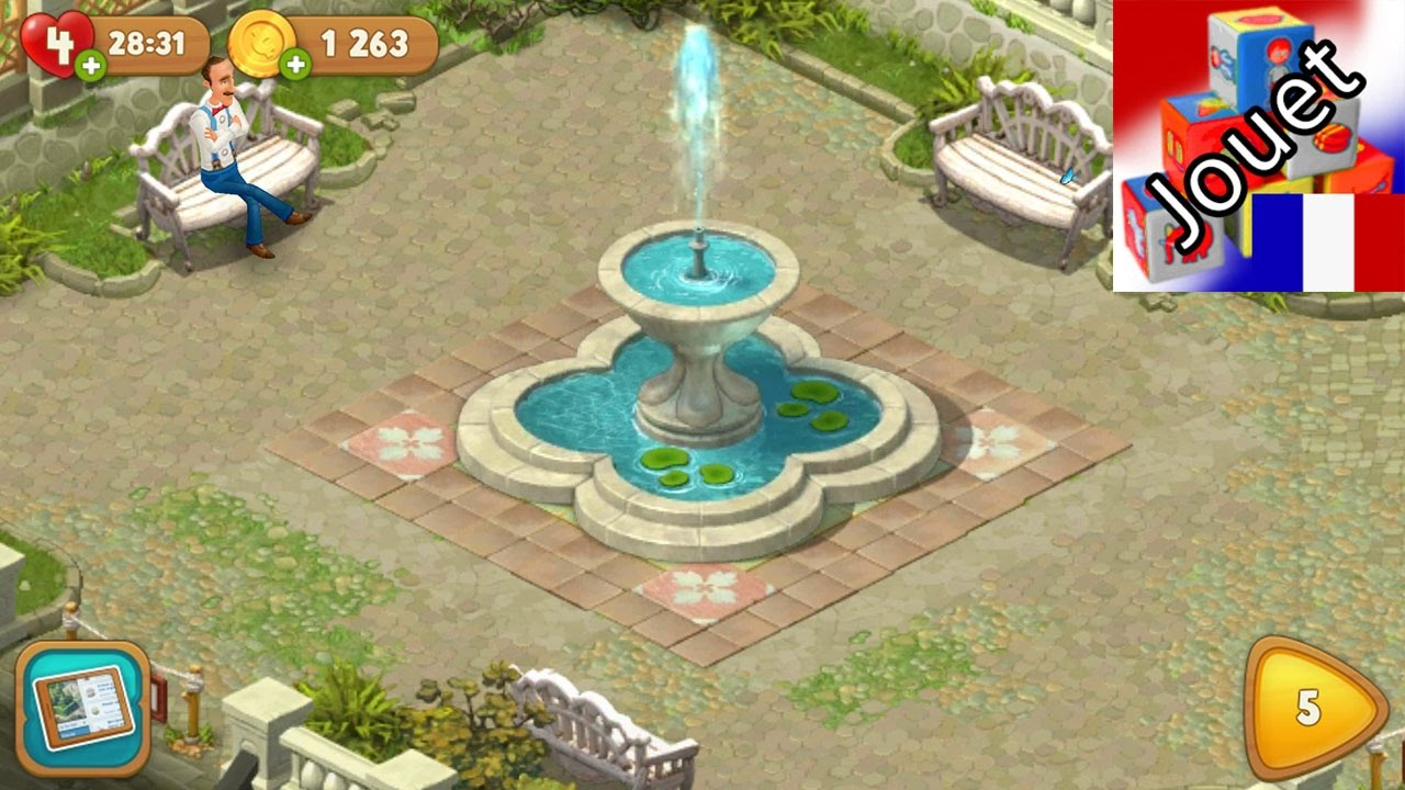 gardenscapes en francais gratuit