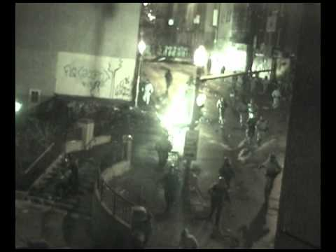 2001-04-22 Quebec City FTAA Protest Arrests