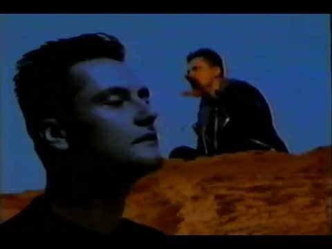 DIE KRUPPS 'Nothing Else Matters' official music video 1992 ('A Tribute To Metillica' HQ Audio)