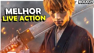 FILME BLEACH, O MELHOR LIVE ACTION EM ANOS!!!