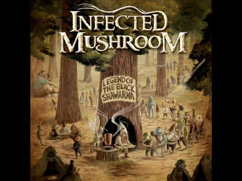 Клип Infected Mushroom - The Legend Of The Black Shawarma