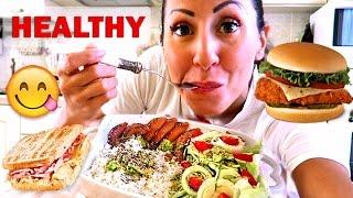 PRANZO FUORI Super VELOCE che SAZIA ma NON FA INGRASSARE !!! - Healthy Lunch Ideas | Carlitadolce