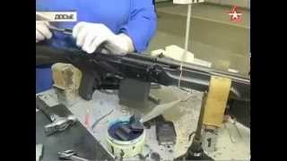 Kalashnikov assault rifle will be American Автомат Калашникова станет американским