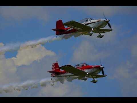 DAYTON AIR SHOW a SILENT ACTION MOVIE 2017