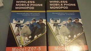 Monopod en Android