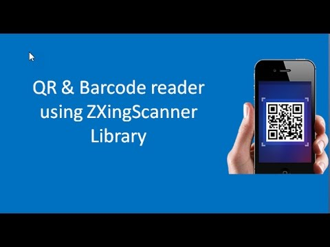 barcode reader library