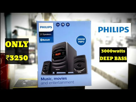 Philips MMS2625B/94 2.1 HOME THEATRE⚡UNBOXING/REVIEW⚡AMAZING SOUND🔥 | ONLY ₹3250