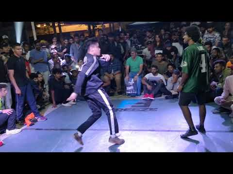 Freeze 2017 Bangalore Dance Jam: Semifinal Battle(Safina plaza)