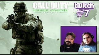 Game Rating Review Weekly TWITCH Stream: COD: Modern Warfare #7 with Nick (05/22/19)