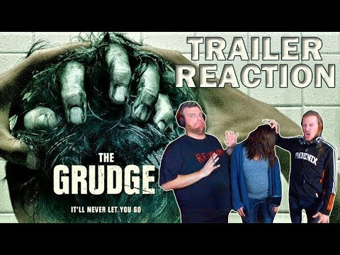 """""""The Grudge"""" 2020 Trailer Reaction – The Horror Show"""