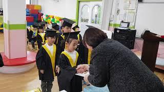 졸업식-상장수여