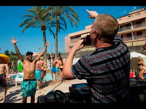 Poolparty met FeestDJRuud (DJ-set) | SLAM