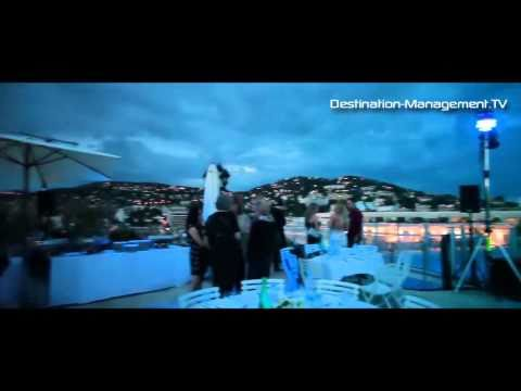 Destination-Management.TV presents a Luxury Cannes Penthouse Apartment