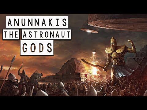 The Anunnaki Gods: The Astronaut Gods of the Sumerians - Sum
