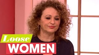 Nadia Shares Her Grief at Losing Her Nanny Thelma Before Christmas | Loose Women