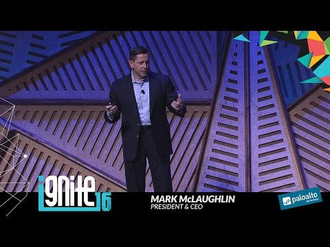 Ignite 2016 Keynote - Mark McLaughlin