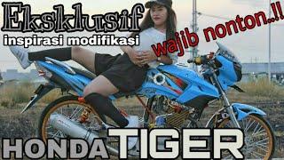 Download Video Modifikasi honda Tiger terbaru 😍 MP3 3GP MP4