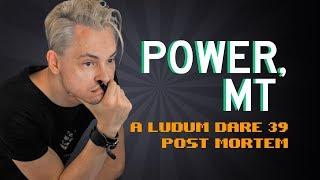 """Power, MT"" – A Ludum Dare 39 Post Mortem"