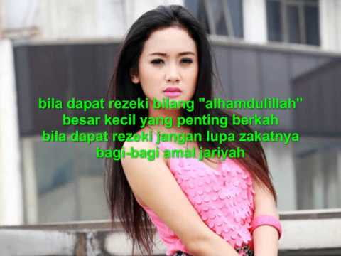 Lirik Cita Citata   Bersyukurlah