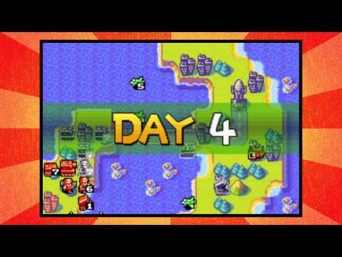 Advance Wars - Part 27 - Mission 19: Andy Times Two (Max and Eagle vs Andy)