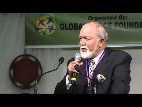 Global Peace Leadership Conference 2013 Welcoming Banquet: Sir James Mancham, KBE