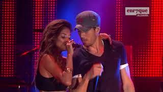 Gambar cover Enrique Iglesias, Nicole Scherzinger   Heartbeat LIVE HD  4k