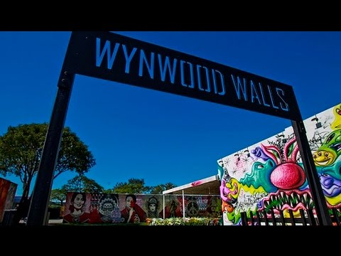 Wynwood Walls: An Outdoor Museum of International Street Art