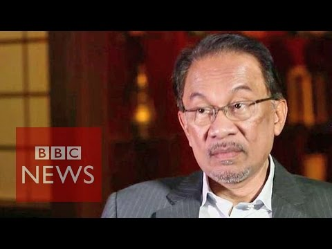 'You can't underestimate wisdom of the masses' says Malaysian opposition leader Anwar Ibrahim
